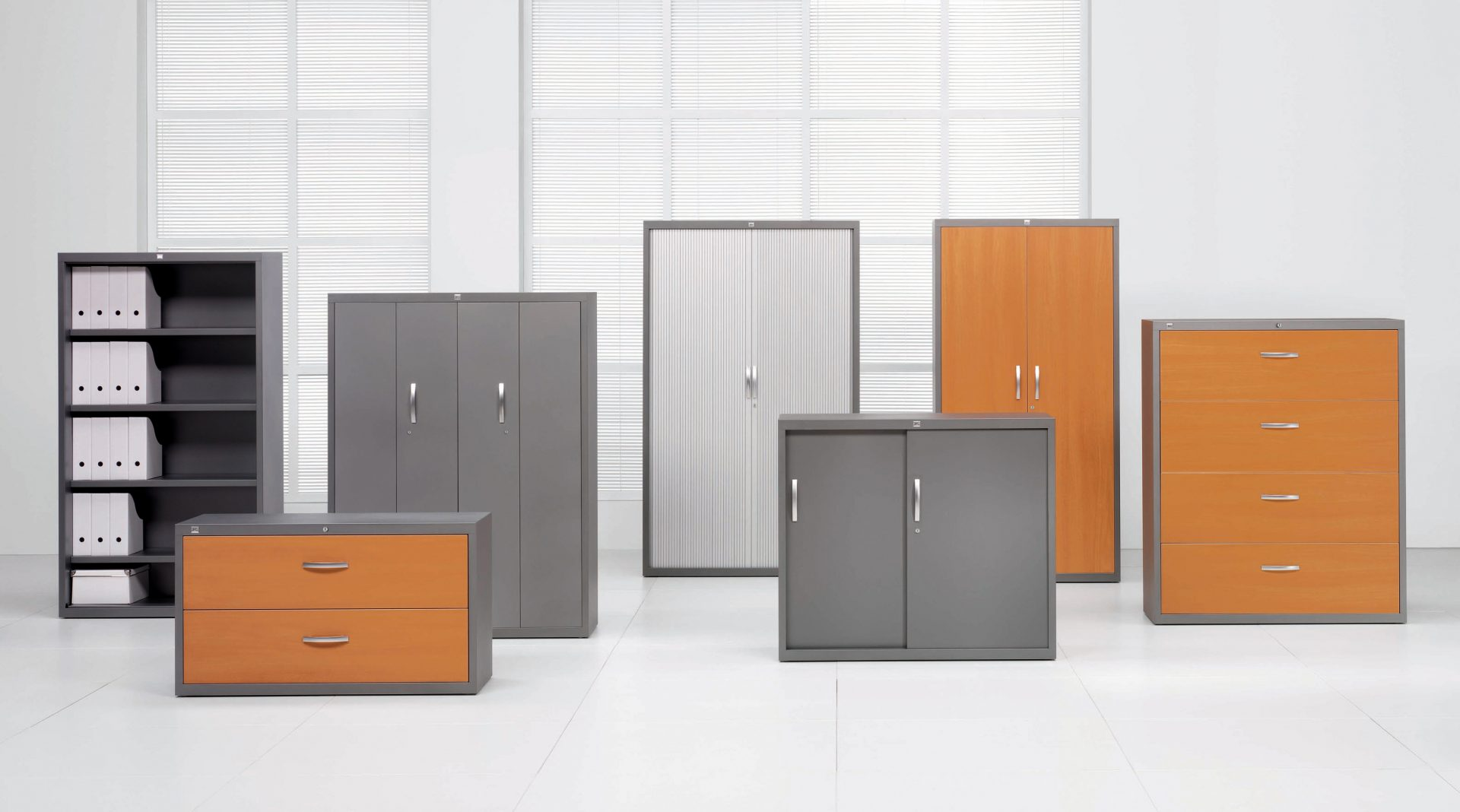 Armoire amt 2m mobilier bureau for Catalogue bureau