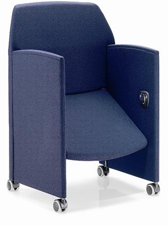 chaise de bureau faible encombrement