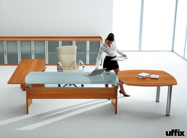 Bureaux en bois professionnels bureaux bois de direction
