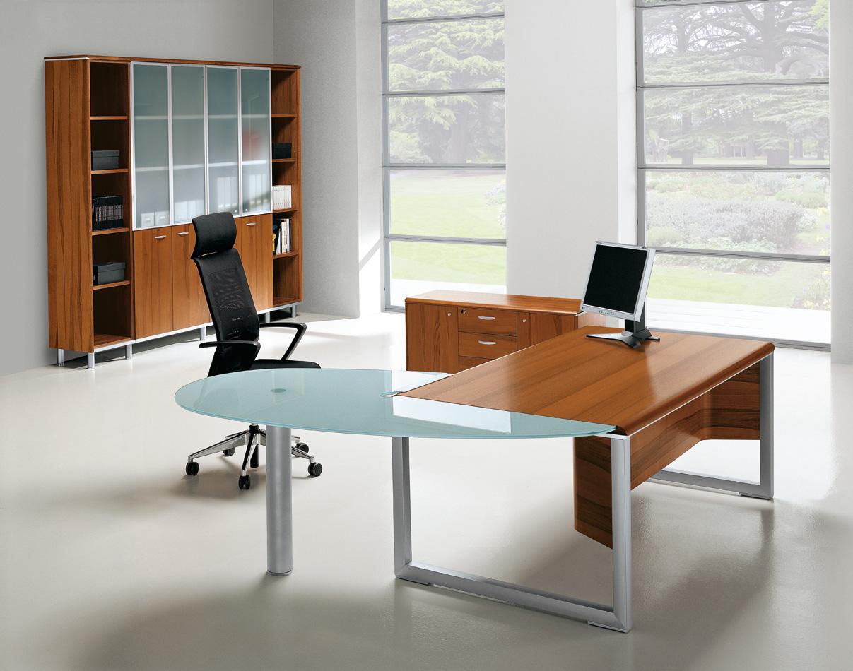 bureau en bois zeta 2m mobilier bureau. Black Bedroom Furniture Sets. Home Design Ideas