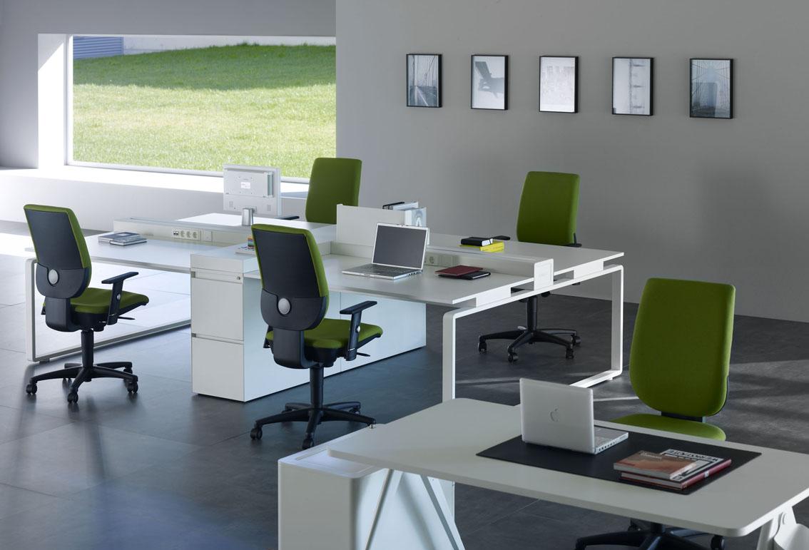 Si ge de bureau tertio 2m mobilier bureau for Catalogue bureau