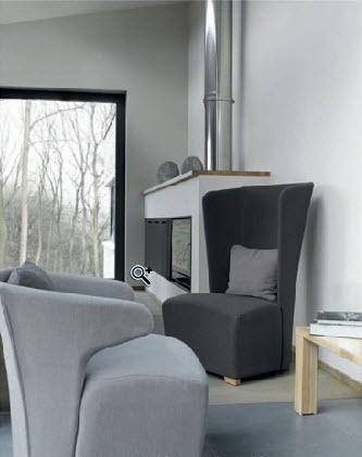 Clea 2m mobilier bureau - Amenager lounge m ...