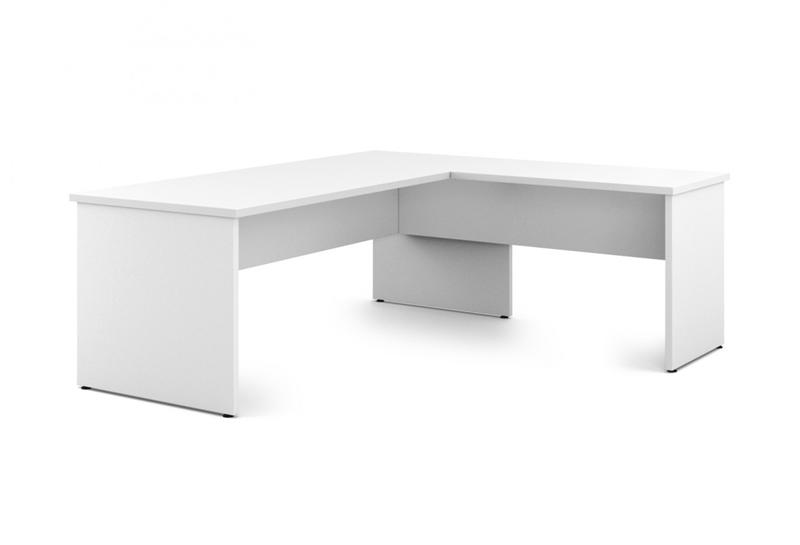bureaux d 39 angle professionnels bureaux de direction avec retour. Black Bedroom Furniture Sets. Home Design Ideas