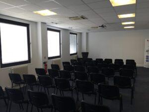 Aménagement d'une Salle de Conférence