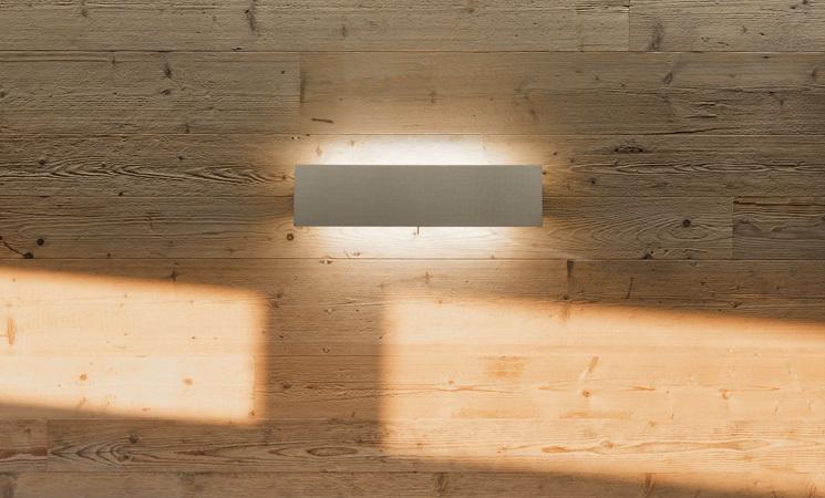 Lampe de bureau murale blanche shadow - Applique murale bureau ...