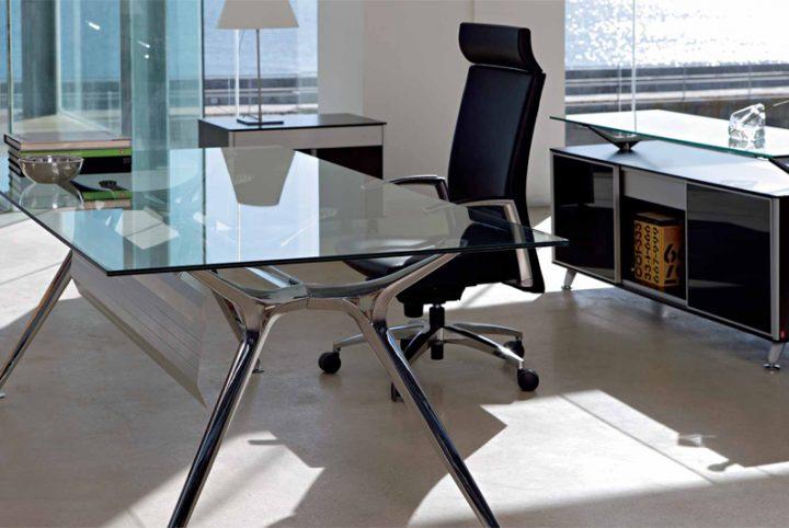 Bureaux en verre professionnels bureaux en verre de direction