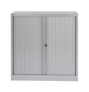 Armoire portes-rideaux métalllique AST