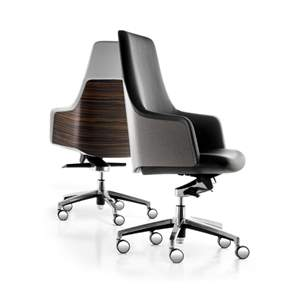 fauteuil de bureau de direction contemporain cuore 2m mobilier bureau. Black Bedroom Furniture Sets. Home Design Ideas