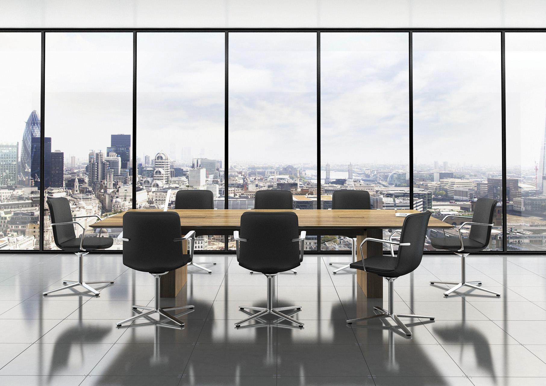si ge de r union avec accoudoirs calder 2m mobilier bureau. Black Bedroom Furniture Sets. Home Design Ideas
