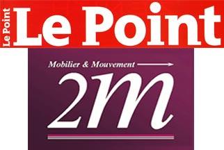 L'expertise 2M Mobilier et Mouvement dans le Point
