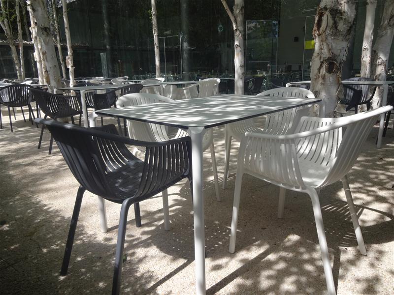 Aménagement Cafétéria à Saint-Denis