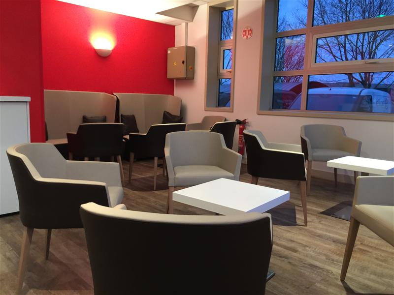 Aménagement de bureau | R.I.E à Créteil