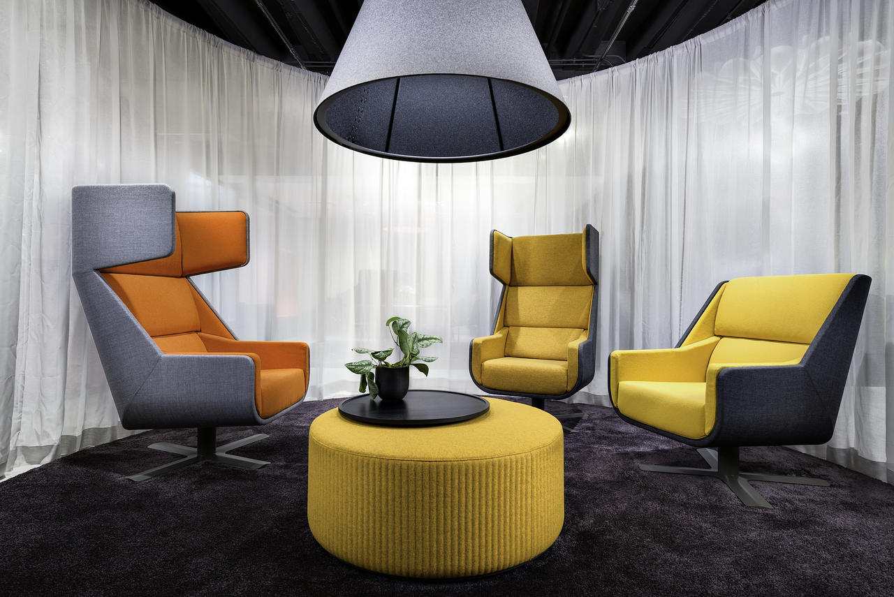 fauteuils acoustiques buzzispace