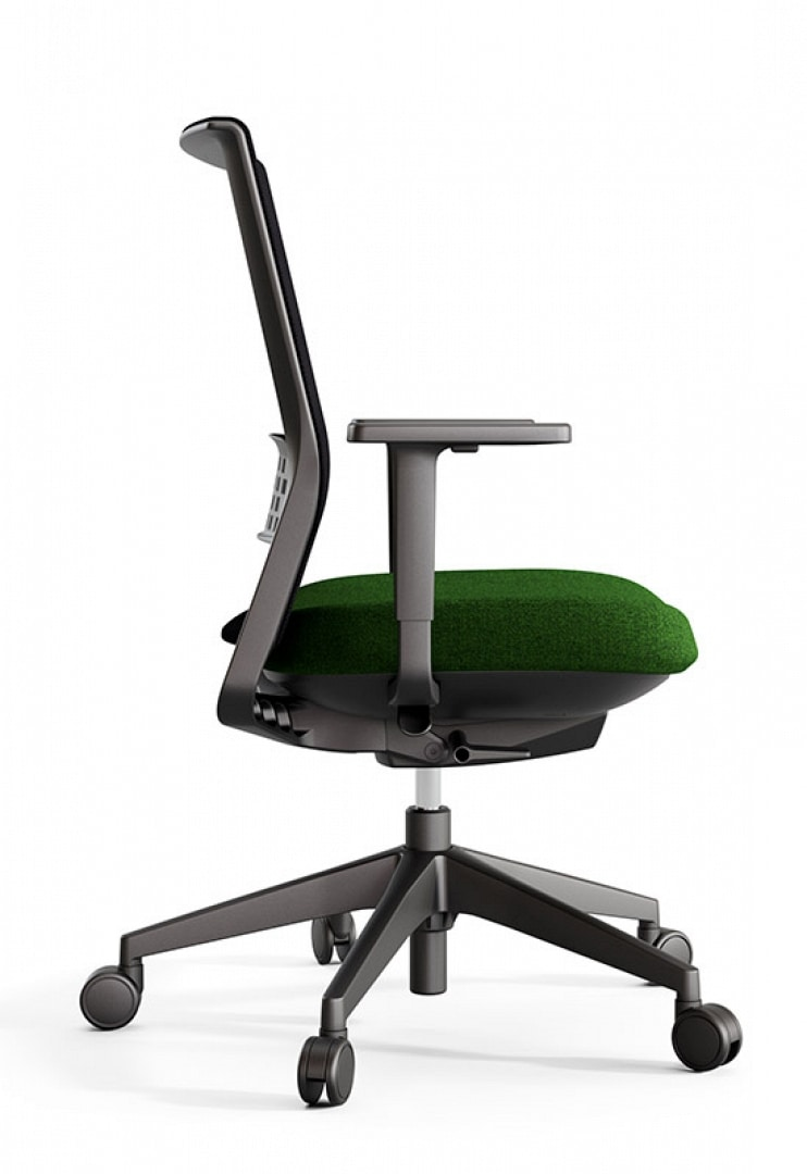 assise d'un siège de bureau